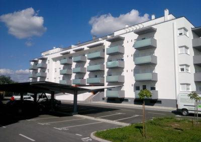 Poslovno stambeno naselje Čakovec C3 (1)